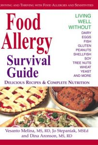 Allergy Cookbook