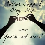Life as a Writer – Author Support Blog Hop