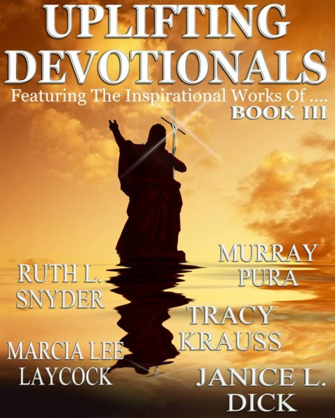 Uplifting Devotional Cover