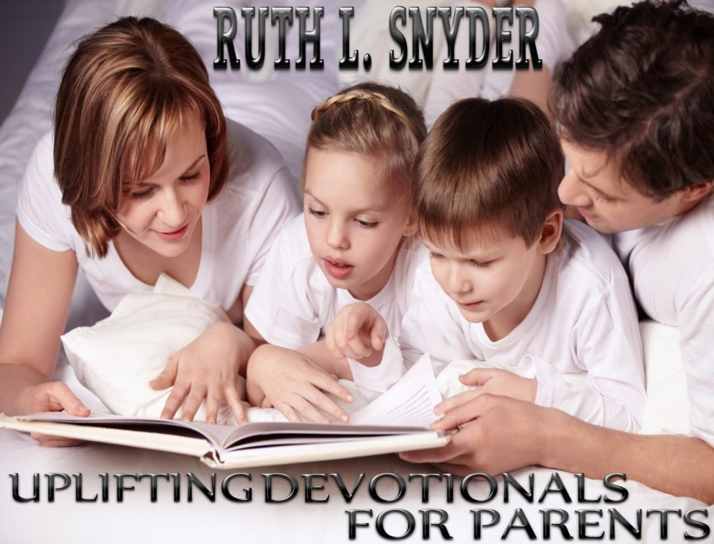 Uplifting Devotionals for Parents Cover