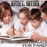 Uplifting Devotionals for Parents: #1 on Amazon and receiving great reviews