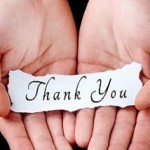 Thanksgiving Thank You from Helping Hands Press