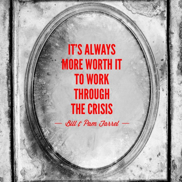 Work through Crisis