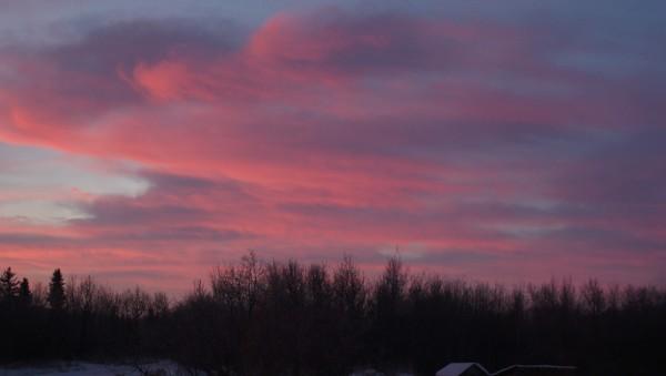 Alberta Sunrise 2