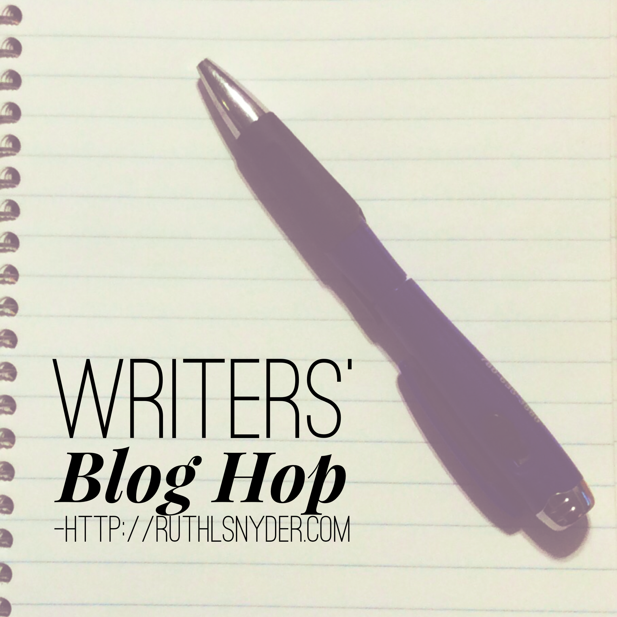 2015 Writers' Blog Hop
