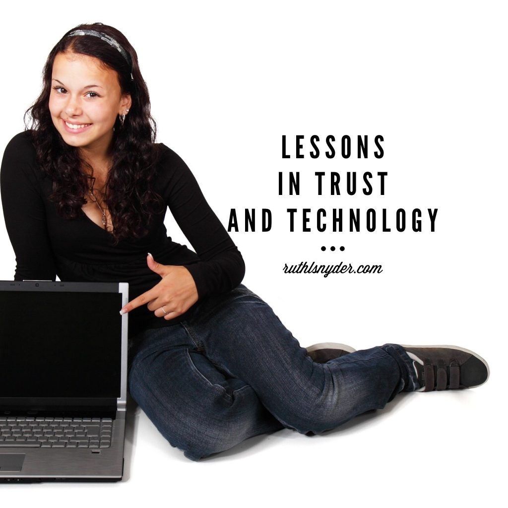 Lessons in trust and technology