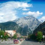 Our 2015 family holiday in Banff National Park