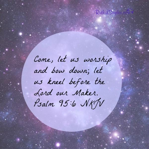 Psalm 95,6