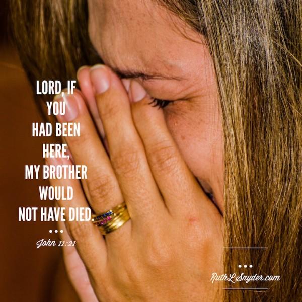 John 11:21