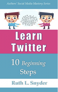Learn Twitter book cover